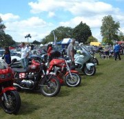 Rotary Ashover Car & Bike Show
