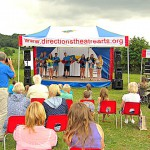 Entertainment at Rotary Ashover Classic Car & Bike Show