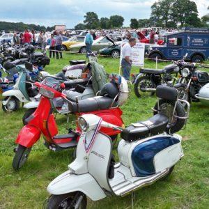 Rotary Ashover Classic Car & Bike Show