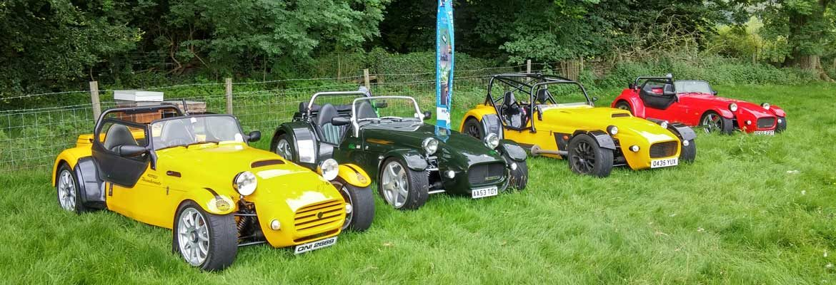 Rotary Ashover Classic Car and Bike Show